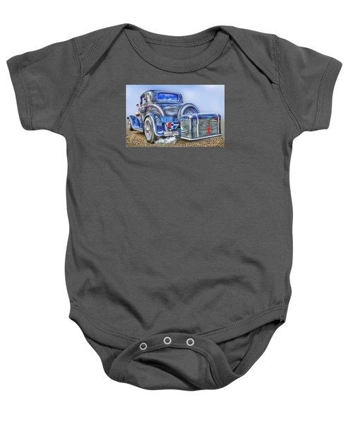 Car 54 Rear Baby Onesie