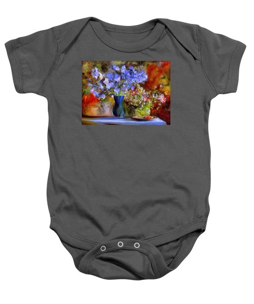 Caress Of Spring - Impressionism Baby Onesie