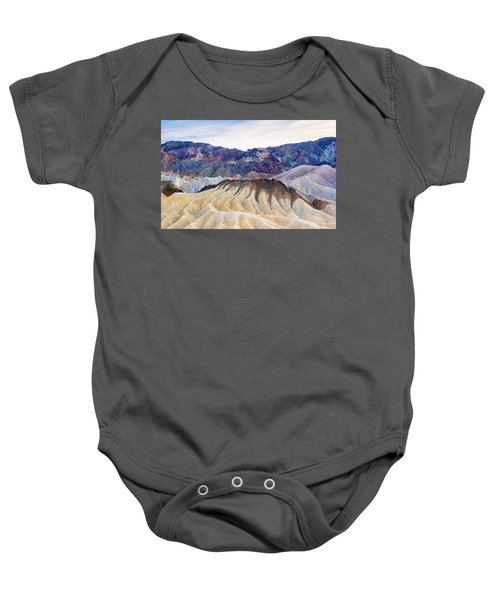 Carved By Time Baby Onesie