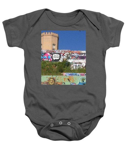 Castle Hill Baby Onesie