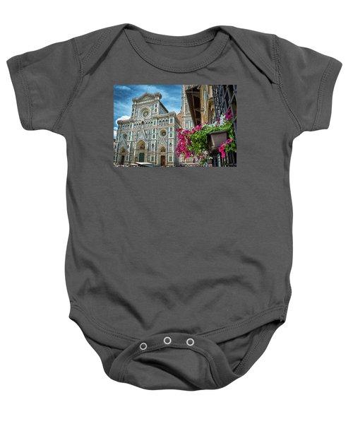 Cattedrale Di Santa Maria Del Fiore Baby Onesie