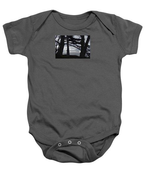 Celebrate The Silence Baby Onesie