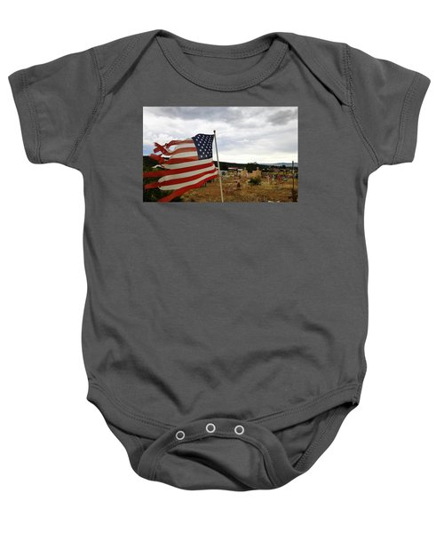 Cerro, New Mexico Baby Onesie
