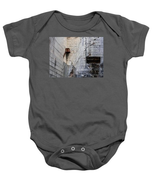 Cervaiole Quarry - Apuan Alps, Tuscany Italy Baby Onesie