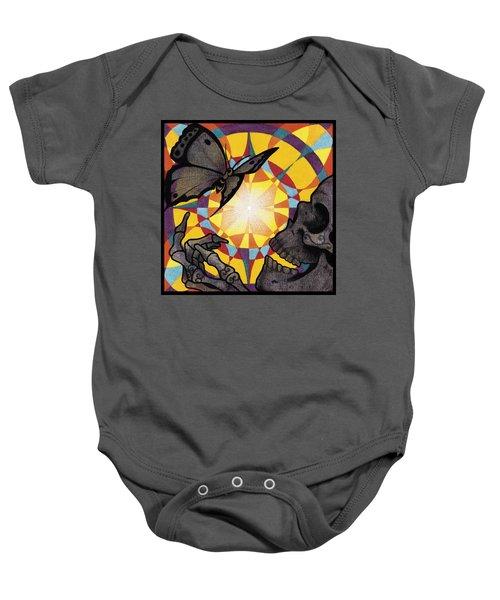 Change Mandala Baby Onesie