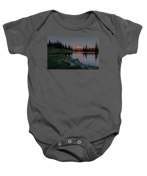 Changing Lights Baby Onesie