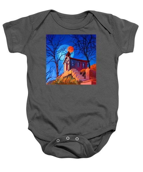 Chapel On The Hill Baby Onesie