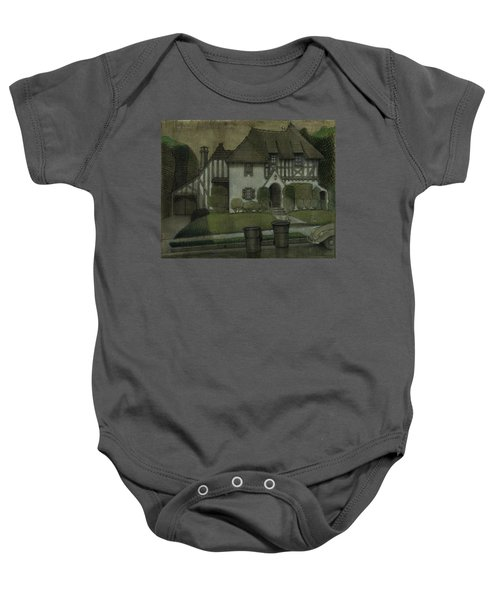 Chateau In The City Baby Onesie