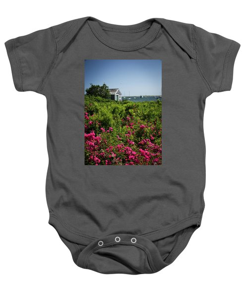 Chatham Boathouse Baby Onesie