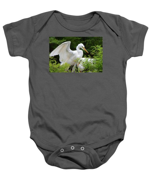 Checking-in Baby Onesie