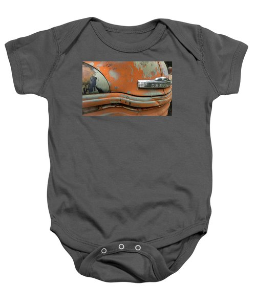 Chevy Front Baby Onesie