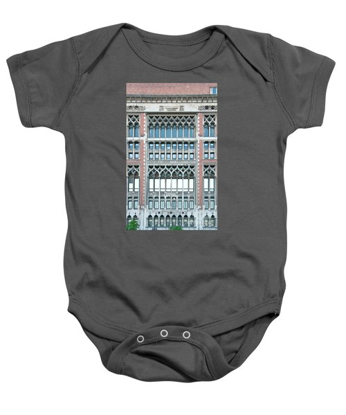 Chicago Athletic Association Baby Onesie