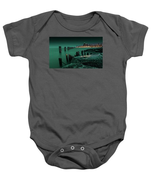 Chilly Chicago 2 Baby Onesie