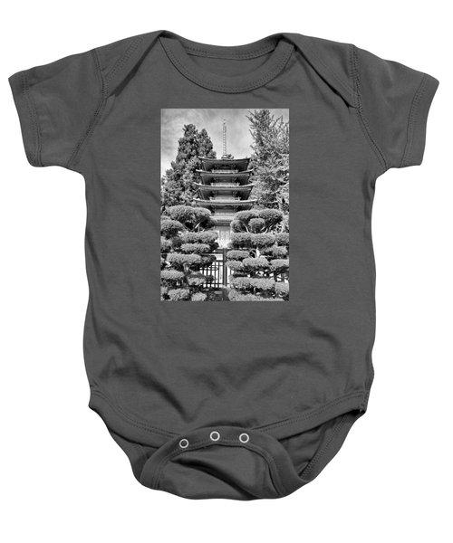 Golden Gate Park  Baby Onesie
