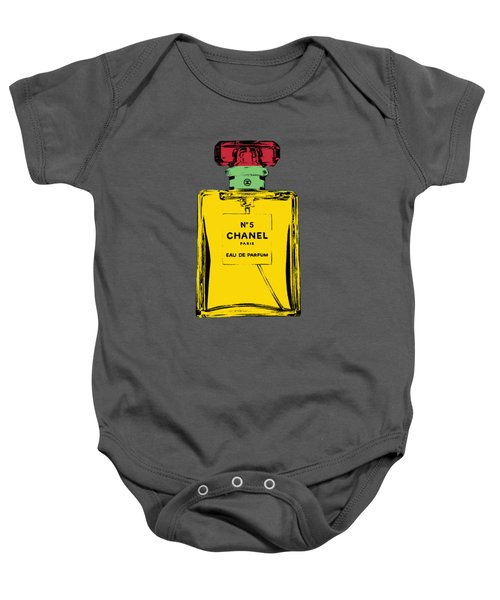 Chnel 2 Baby Onesie by Mark Ashkenazi