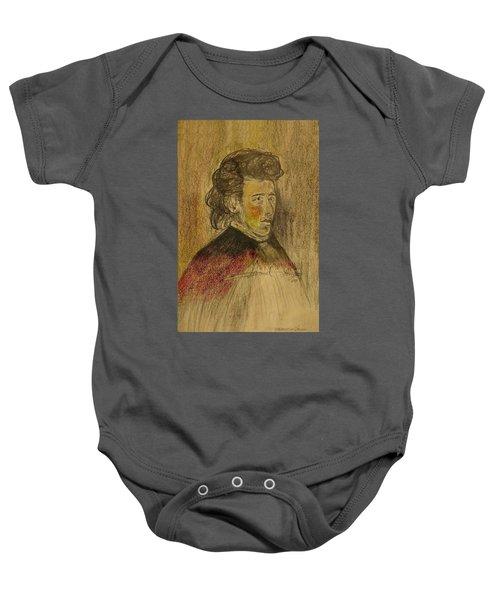 Chopin Baby Onesie