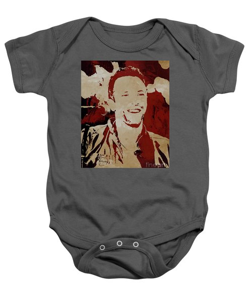 Chris Martin Coldplay Baby Onesie