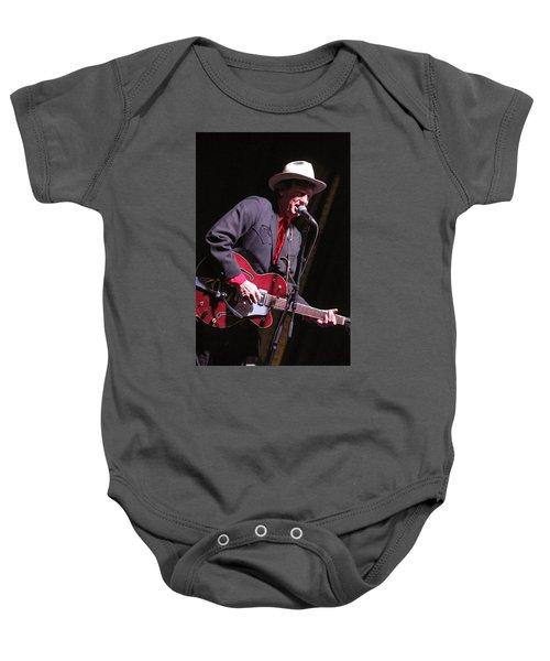 Chuck Mead Baby Onesie