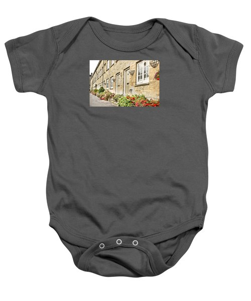 Cirencester Cottages Baby Onesie