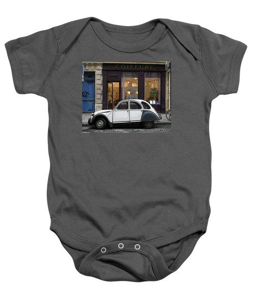 Citroen 2cv Baby Onesie