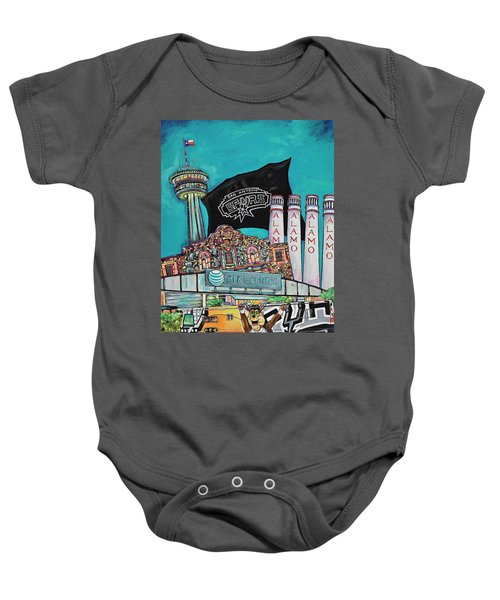City Spirit Baby Onesie