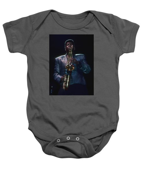 Clarence Clemons Baby Onesie
