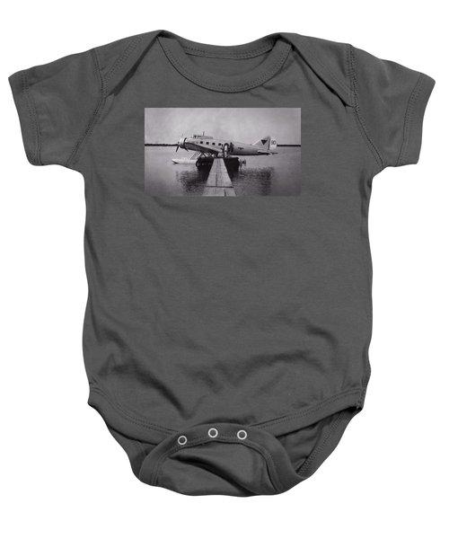 Clark Ga-43 Baby Onesie
