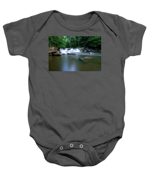 Clear Creek Baby Onesie