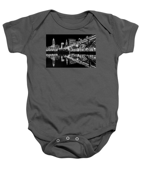 Cleveland After Dark Baby Onesie