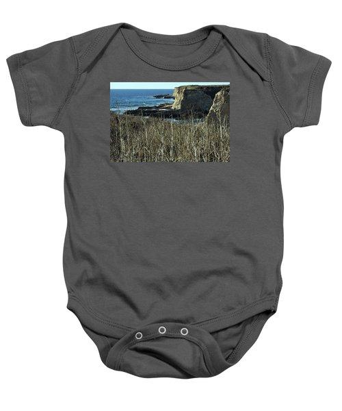 Cliff View Baby Onesie