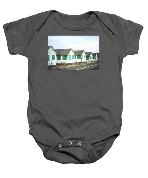 Closed For The Season #2 Baby Onesie