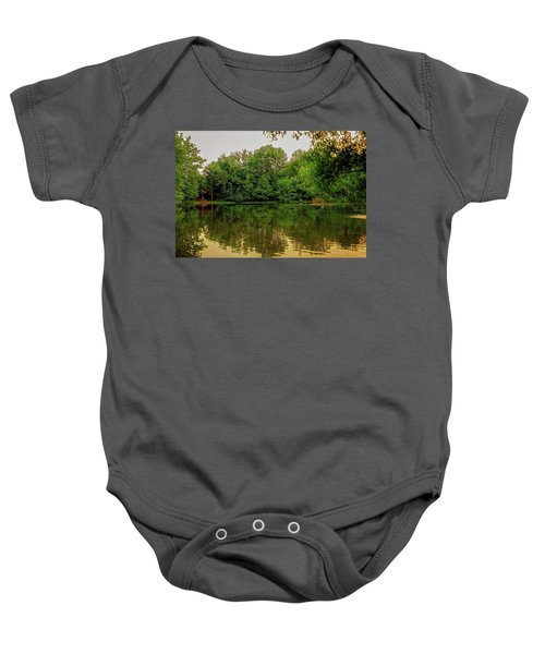 Closter Nature Center Baby Onesie