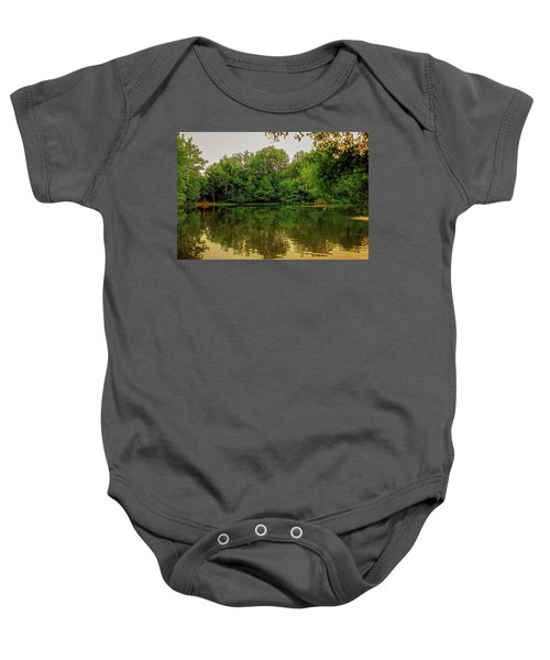 Closter Nature Center Baby Onesie