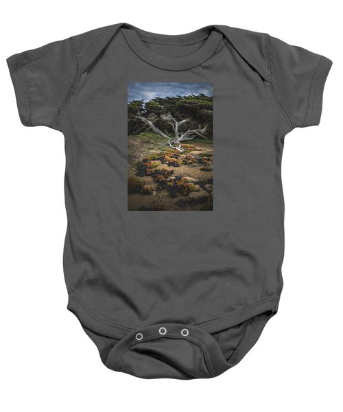 Coastal Guardian Baby Onesie