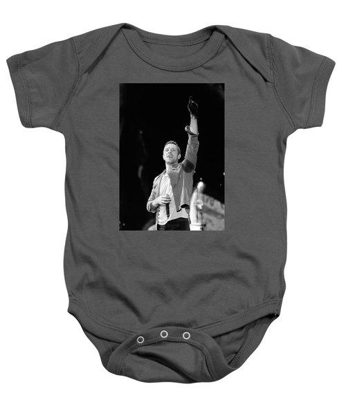 Coldplay 16 Baby Onesie