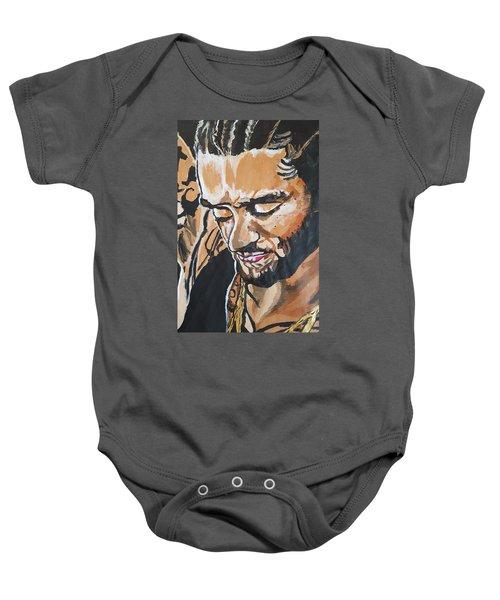 Colin Kaepernick Baby Onesie