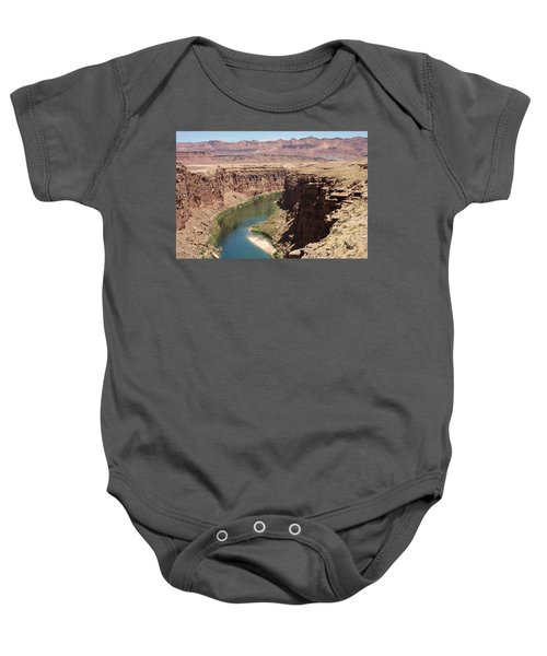 Colorado Red Baby Onesie