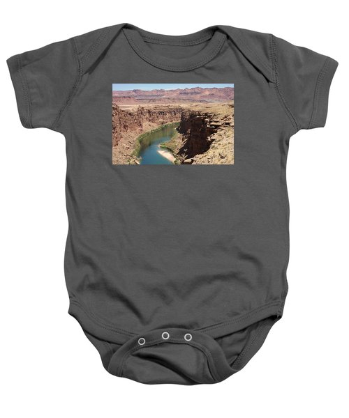 Colorado Red Baby Onesie