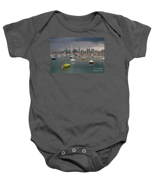 Colour Of Melbourne 2 Baby Onesie