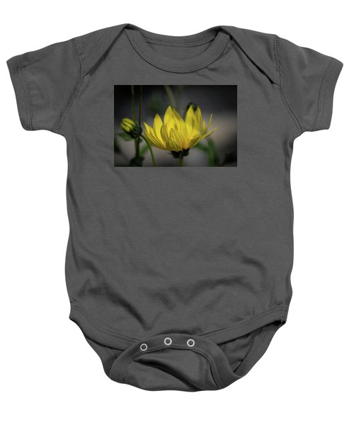 Colour Of Sun Baby Onesie