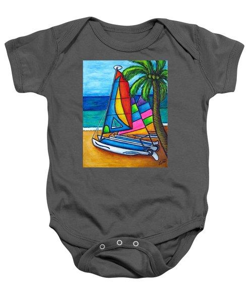 Colourful Hobby Baby Onesie