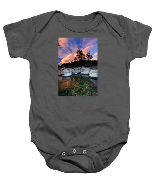 Come Into My World Baby Onesie