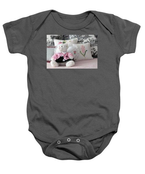 Comforts Of Home Baby Onesie