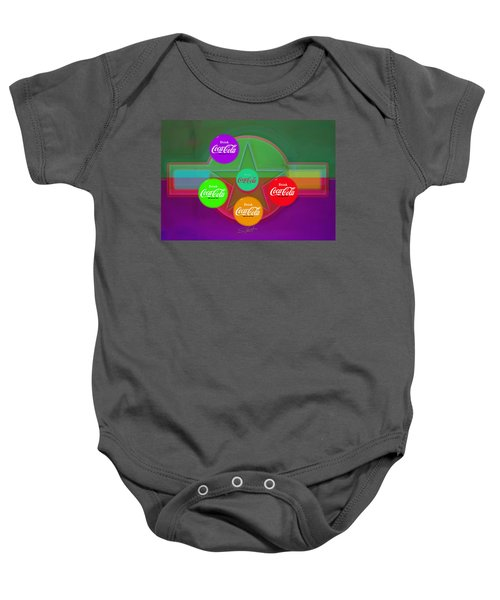 Coming To Red Red Baby Onesie