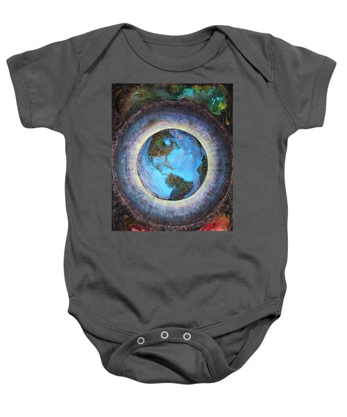 Common Ground Baby Onesie