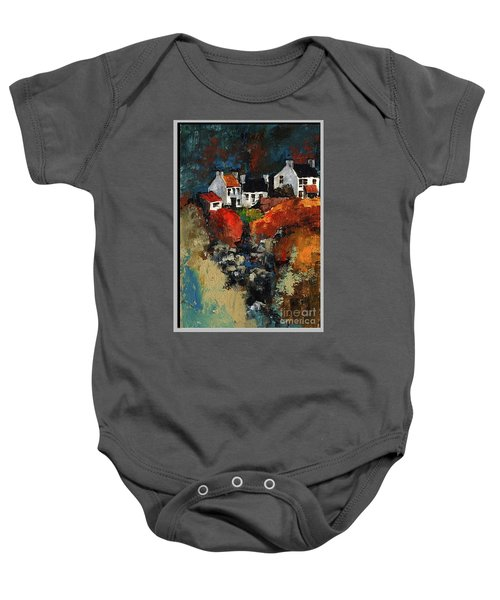 Connemara Colours Baby Onesie