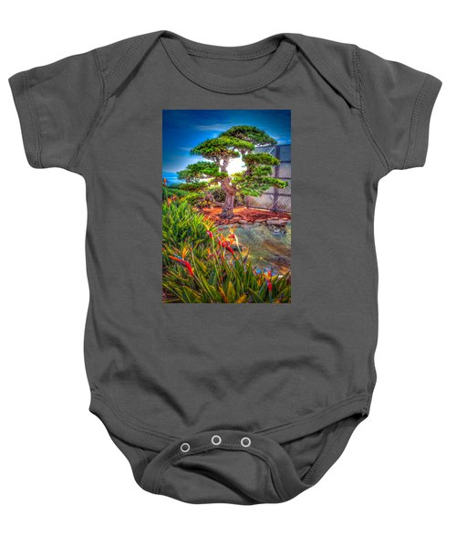 Consciousness Waves And Then Matters Baby Onesie