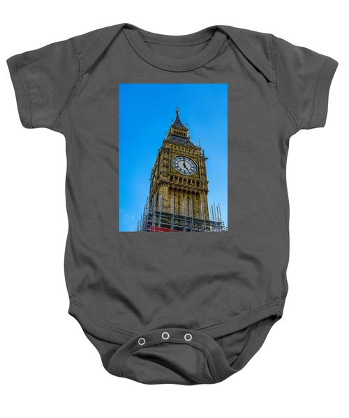 Construction Going On  Baby Onesie