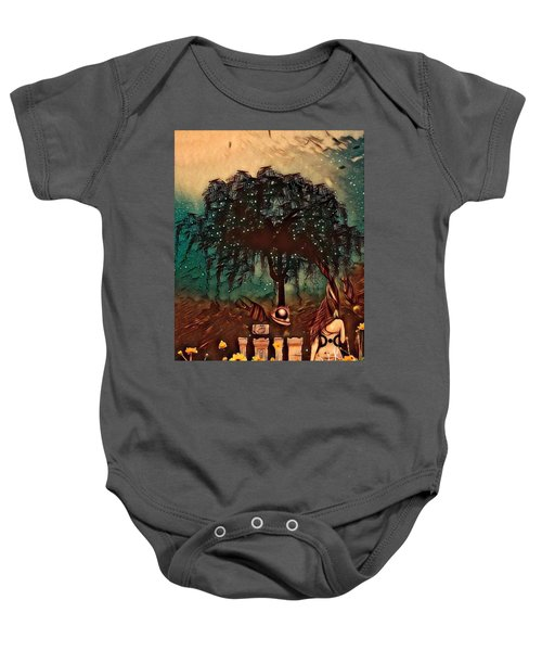 Consulting The Mother Baby Onesie