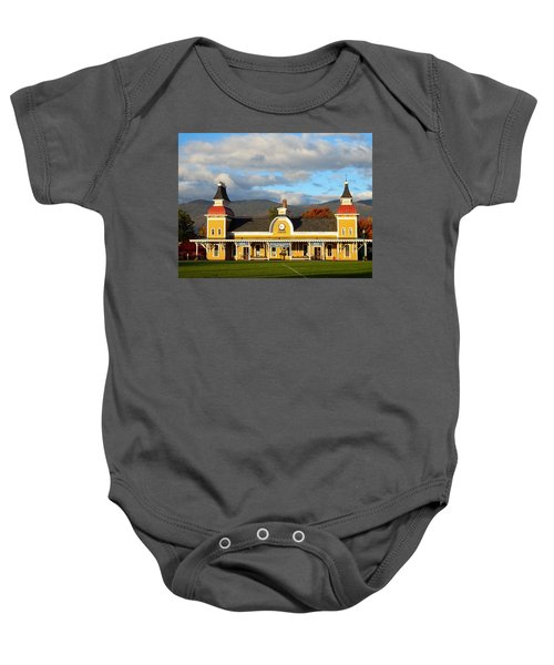 Conway Scenic Railroad 1 Baby Onesie